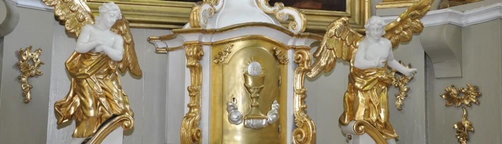 Farnosť Hrušov